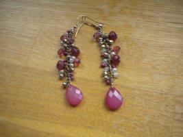 Bijou Brigitte Earring neon pink