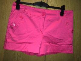 Pinke Shorts vom H&M