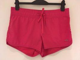 Pinke Sport-Shorts von H&M in Größe 38