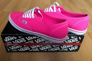 Pinke VANS authentic low pro 39 unisex