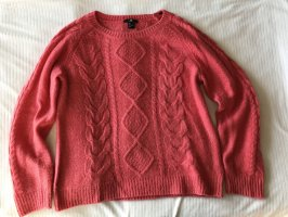Pinker H&M Pullover