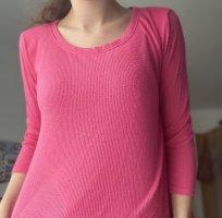 Pinkes 3/4arm Shirt Gr. XS Hollister