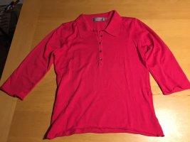 pinkes Feinstrickshirt von Turnover