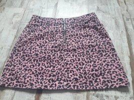 Pinkes Jaguar Minirock