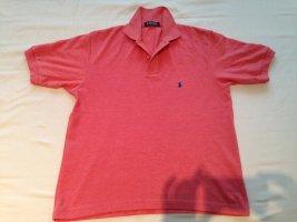 Pinkes Ralph Lauren Polo, Gr. M