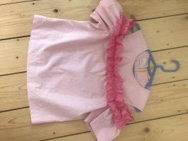 Pinko Bluzka typu carmen Wielokolorowy Bawełna