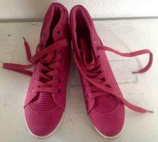 Pinky Sneaker leichte Füsse