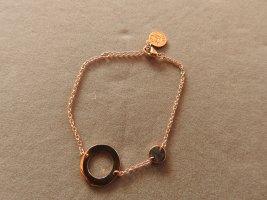 Pippa & Jean Złote bransoletki w kolorze różowego złota Metal