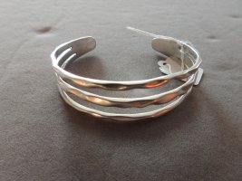 Pippa & Jean Bangle srebrny Metal