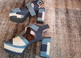 b.p.c. Bonprix Collection Sandalo con plateau nero