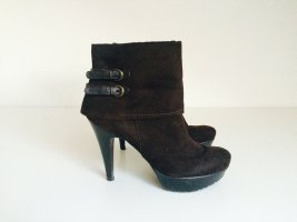 Plateau High Heels Boots 13cm