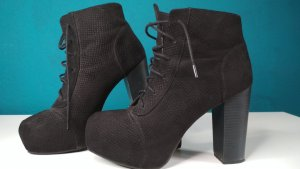 H&M Divided High Heels black