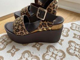 Plateau Schuhe