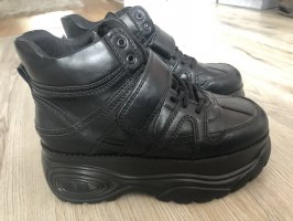 Catwalk Platform Trainers black