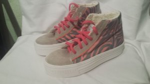 Plateau Sneaker Gr. 38