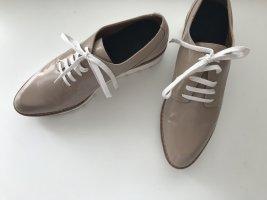 Plateau Sneaker in Mauve