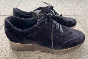 Plateau- Sneaker samt