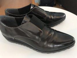 s.Oliver Slip-on brun noir