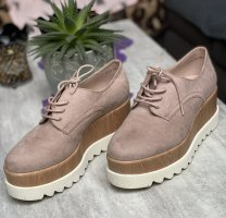 Catwalk Chaussures à lacets multicolore tissu mixte