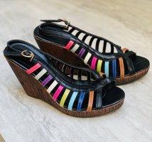 Bulaggi Platform Sandals multicolored