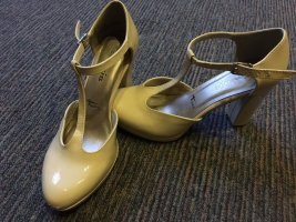 Tamaris High Heels cream
