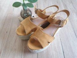 Plateu Schuhe Pull&Bear