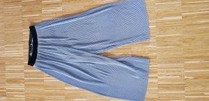 Zara Basic Culottes black-slate-gray