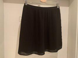 Selected Femme Falda plisada negro