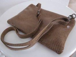 blingberlin Pochette light brown leather