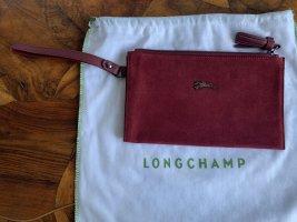 Longchamp Sac de soirée multicolore cuir