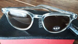 Polaroid Oval Sunglasses light grey