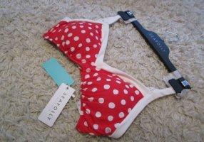Polka Dutt Seafolly Bikinioberteil 40
