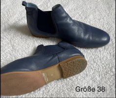 Pollini Slip-on laarzen blauw