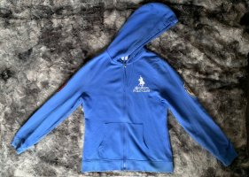 Polo Club Sweatjacke blau Unisex
