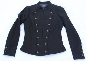 Polo Ralph Lauren Wool Blazer black-bronze-colored wool