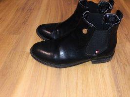 Polo Ralph Lauren Chelsea Boot noir cuir