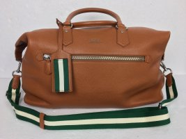 Polo Ralph Lauren, Duffle Bag, Cow Leather, Cognac, neu