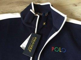 Ralph Lauren Sports Jacket dark blue-white