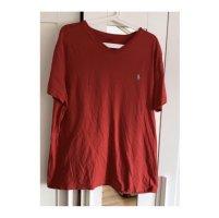 Polo Ralph Lauren Tshirt Oversized Rot