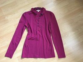 Burberry Brit Polo shirt violet Katoen