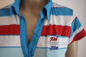 Polo-Shirt im Streifenlook