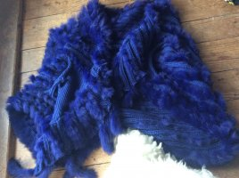Pelt Jacket blue