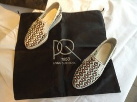 Pons Quintana Sneaker slip-on multicolore Pelle