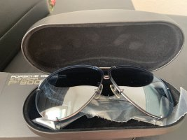 Porsche Design Occhiale da pilota blu fiordaliso