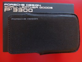 Porsche Design case für iPhone 4