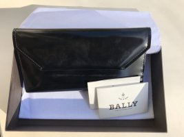Bally Wallet black-cream leather