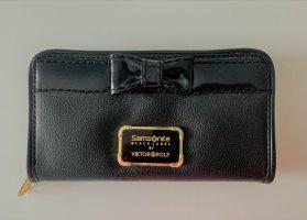 Portemonnaie Geldbörse Samsonite Black Label Viktor & Rolf 50s