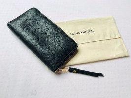 Louis Vuitton Portmonetka ciemnoniebieski Skóra