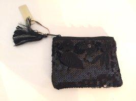 Portemonnaie mit Pailetten - NEU!