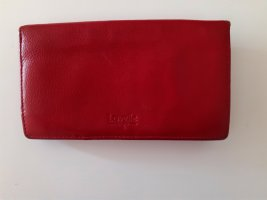 Lavelle Wallet dark red leather